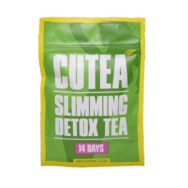 Cutea Organic Slimming 14-Day Detox Tea