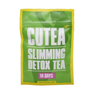 CUTEA Organic Slimming Detox Tea (14 Days)