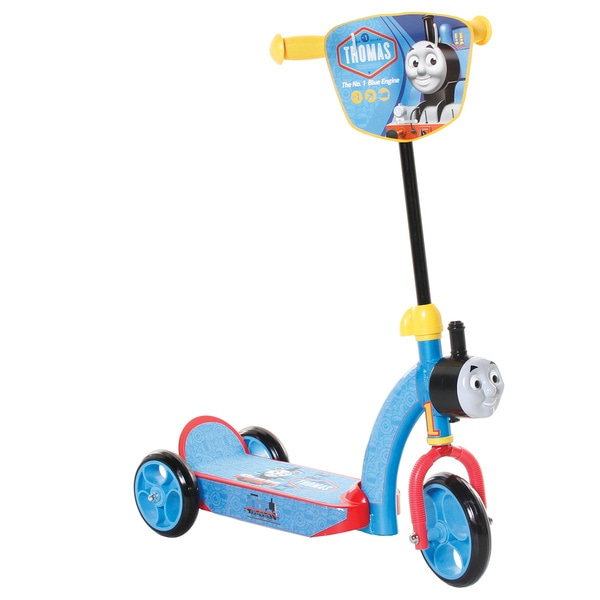 Dynacraft Thomas 3 Wheel Scooter