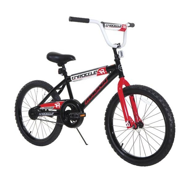20-inch Throttle Bike