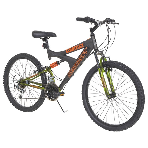 24-inch Boys Gauntlet Bike