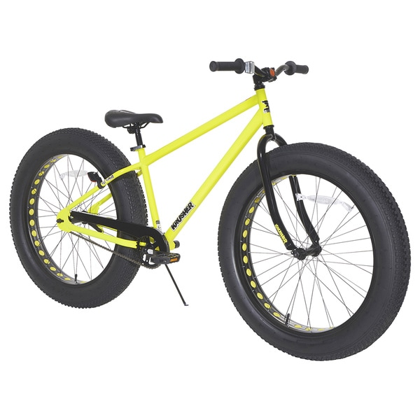 26-inch Krusher Fat Tire Bike
