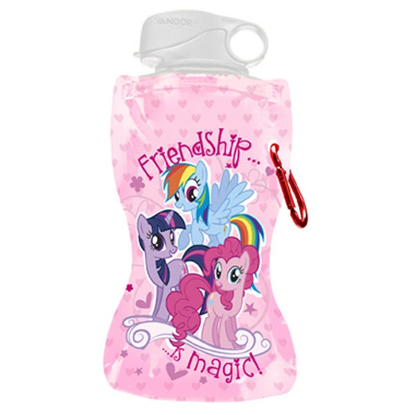 My Little Pony 'Friendship Is Magic' Collapsible Water Bottle 15677011