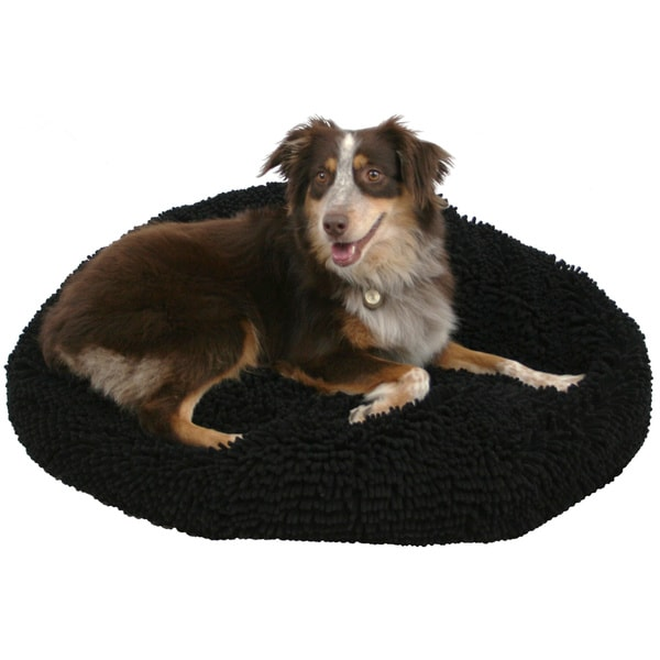 Shags Wags Bean Bag Pet Bed, Medium