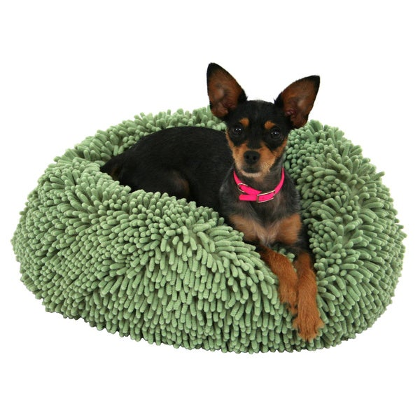Shags Wags Bean Bag Pet Bed, Small