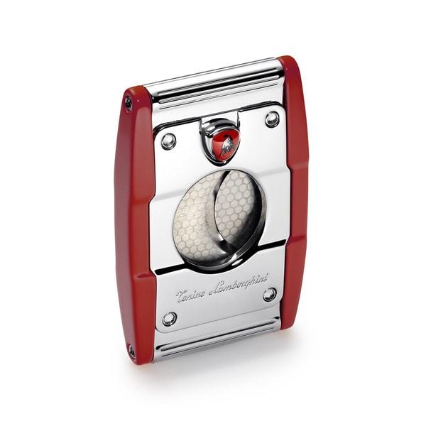 Tonino Lamborghini Precisione Guillotine Cigar Cutter - Red