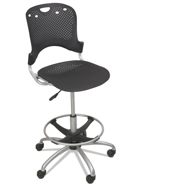 BALT Black Circulation Stool