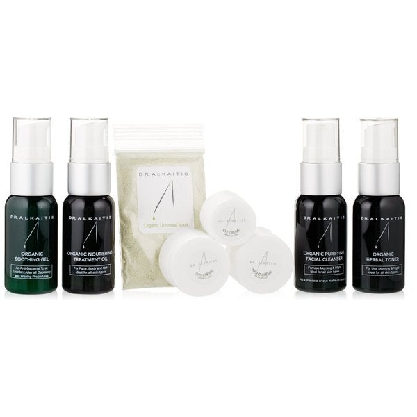 DR. ALKAITIS Organic Travel Kit