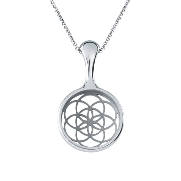 Misfit Bloom Stainless Steel Necklace for Misfit Shine