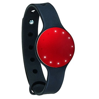 Misfit Shine Activity and Sleep Tracker with Sport Band (Coca-Cola Red)