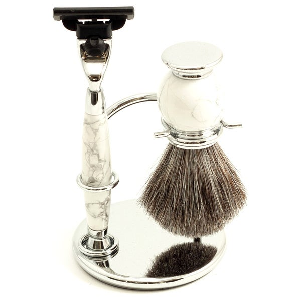 Bey Berk Brody Mach 3 Shave Set 15678282