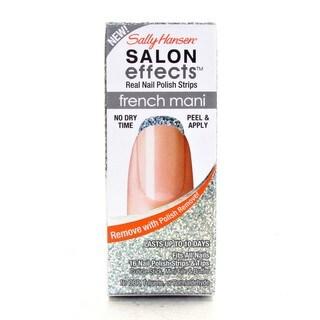 Sally Hansen Salon Effects French Mani Real Nail Polish Strips