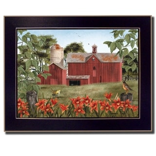 Billy Jacobs 'Summer Days' Framed Art Print