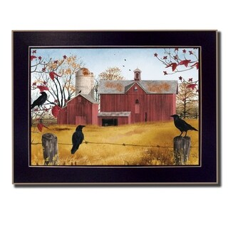 Autumn Gold' Framed Art