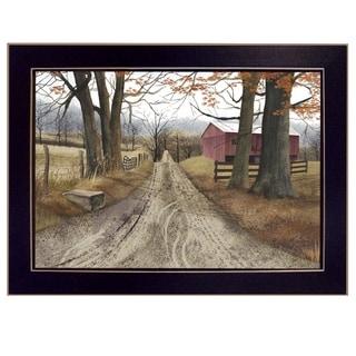 The Road Home' Framed Art