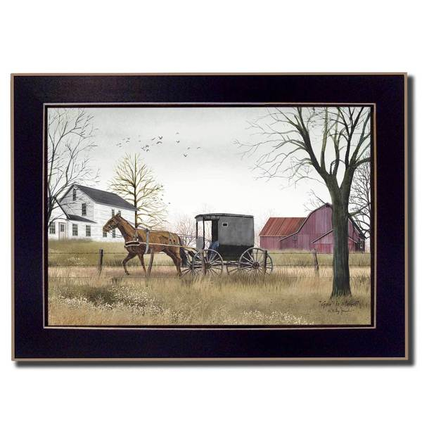 Goin to Market' Framed Art