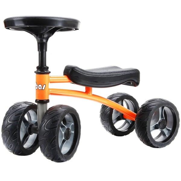Lebas 12-inch No Pedal Four Wheels Balance Bike
