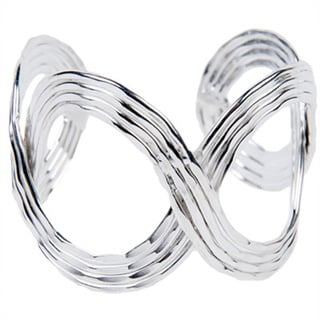 Shimmery Waves Cuff (India)