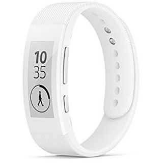 Sony SmartBand Talk SWR30 White Waterproof Smart Band for Android Smartphones