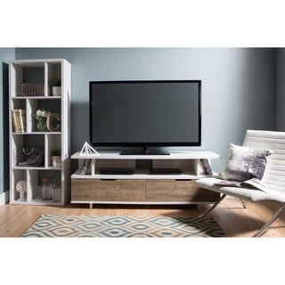 South Shore Reflekt TV Stand