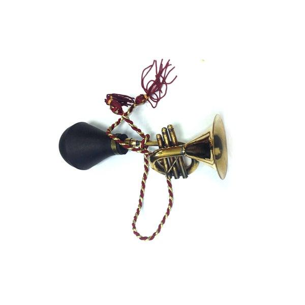 Small Brass Taxi Horn