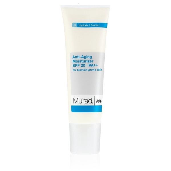 Murad Anti-Aging 1.7-ounce Acne Moisturizer BS SPF 20