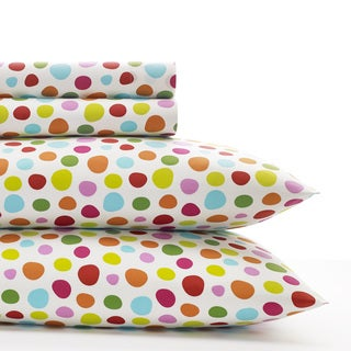 Agatha Polka Heart Sheet Set