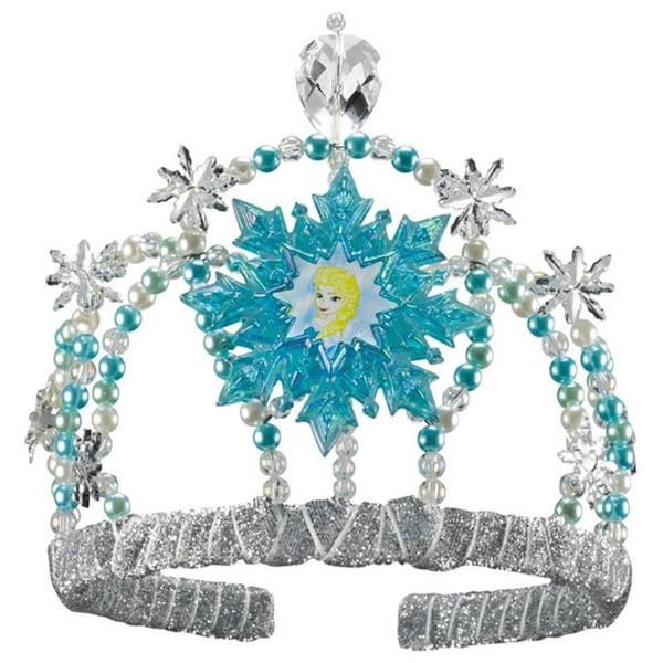 Frozen Elsa Tiara Disney Snow Queen of Arendelle