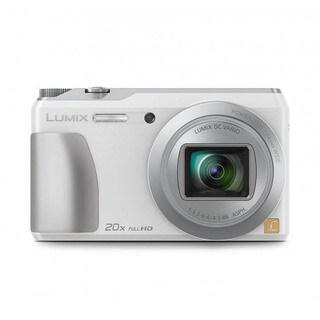 Panasonic Lumix DMC-ZS35W 16MP 20x Zoom Wi-Fi Digital Camera (Refurbished)