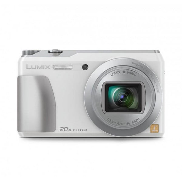 Panasonic Lumix DMC-ZS35W 16MP 20x Zoom Wi-Fi Digital Camera (Refurbished)