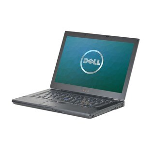 Dell Latitude E6410 14.1-inch 2.4GHz Intel Core i5 6GB RAM 320GB HDD Windows 7 Laptop (Refurbished)