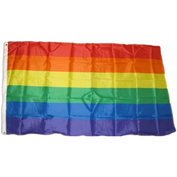 Pride Rainbow Flag (3' x 5')