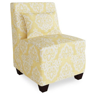 HomePop Large Accent Chair