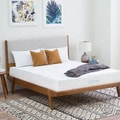 LINENSPA Dual Layer 10-inch Full-size Gel Memory Foam Mattress