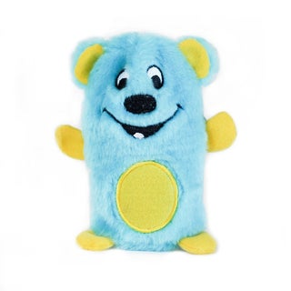 Bear Squeakie Buddie Dog Toy Squeaky Puppy Chew Squeak Noise Zippypaws