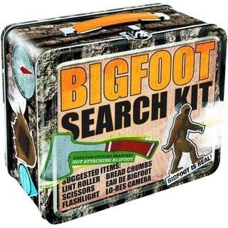 Bigfoot Search Kit Tin Lunch Box