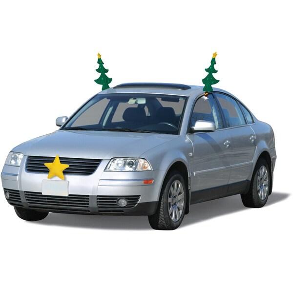 Christmas Tree Decoration Kit Car Costume