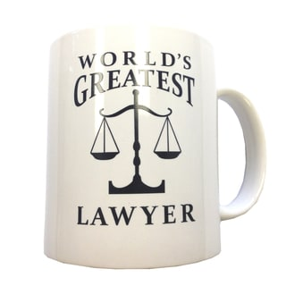 Saul Goodman World's Greatest Lawyer Coffee Mug