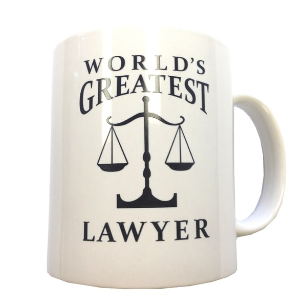 Saul Goodman World's Greatest Lawyer Coffee Mug