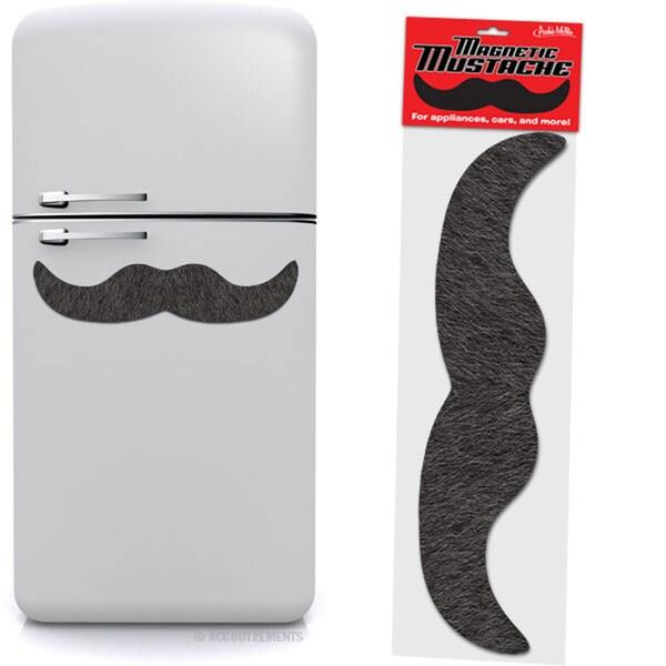 Mustache Jumbo Magnet