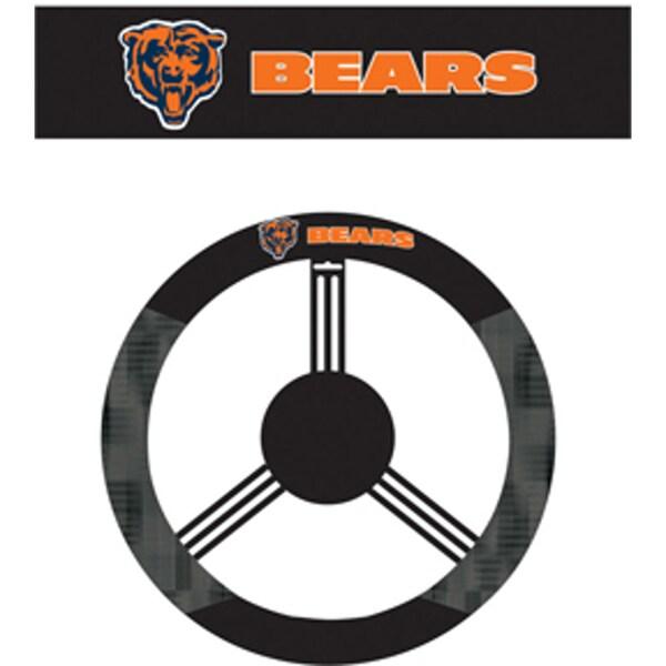 Chicago Bears Logo Poly Mesh Wheel Cover