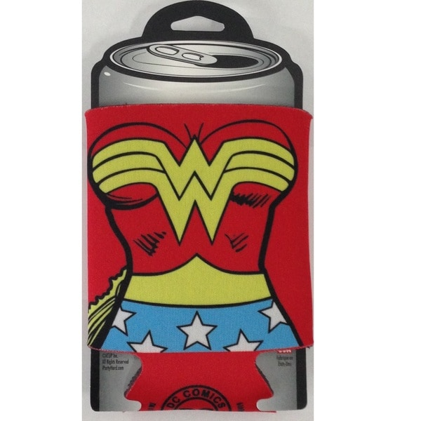 DC Comics Wonder Woman Coozy