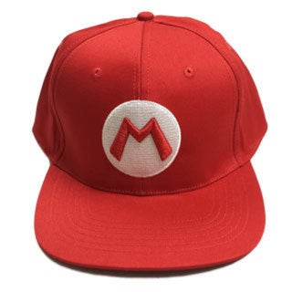 Red Plumber Baseball Cap