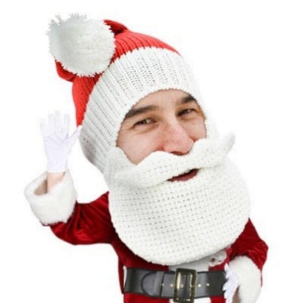 Santa Claus Beard Cap