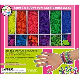 Knots & Loops Elastic Bands Kit