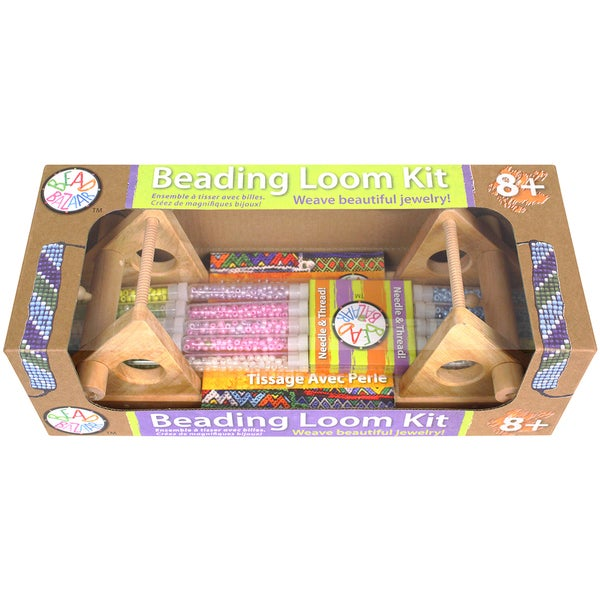 Bead Loom Wooden Beading Kit