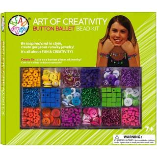 Button Ballet Art Of Creativity Button Kit