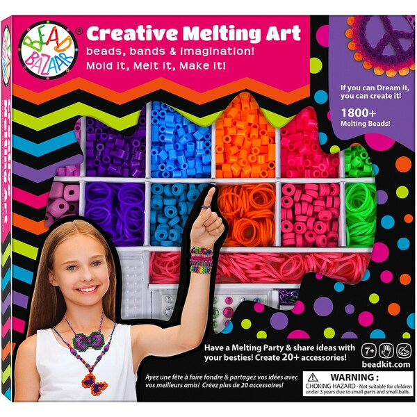 Creative Melting Art Kit