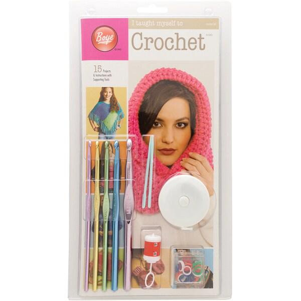 I Taught Myself To Crochet No DVD