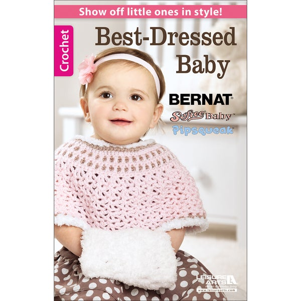 Leisure Arts Best Dressed Baby